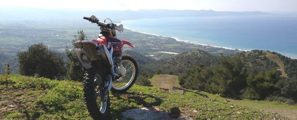 Honda Enduro Experience