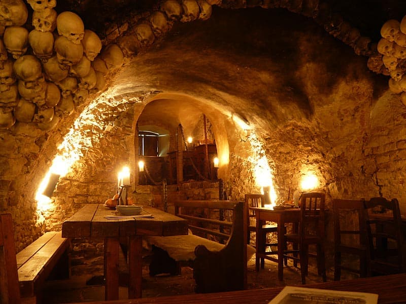 Dinner – Medieval Banquet