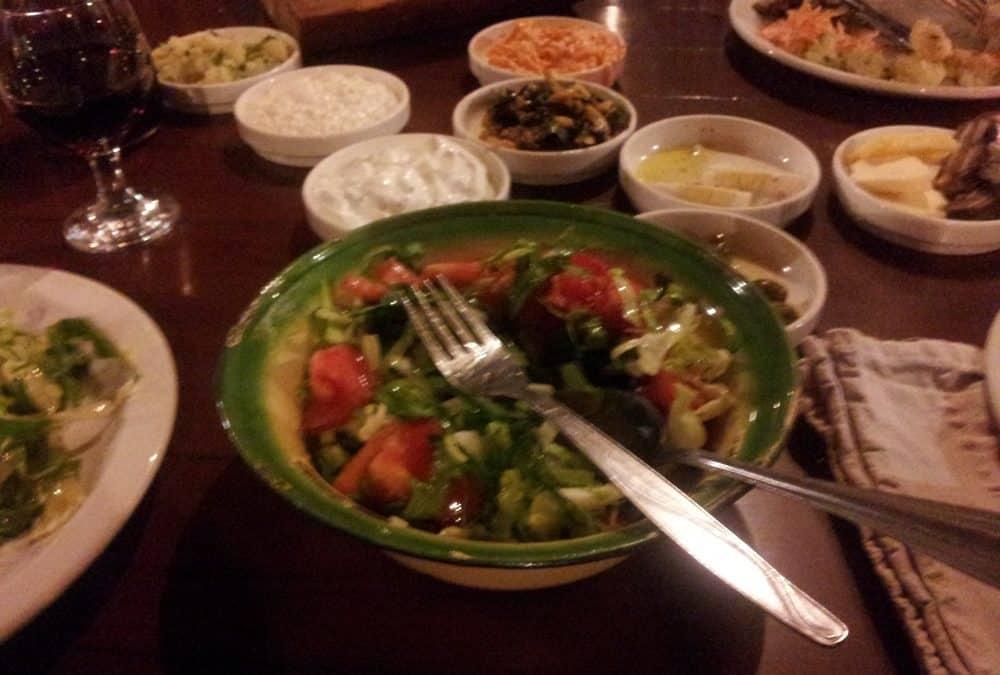 Local Cuisine Feast