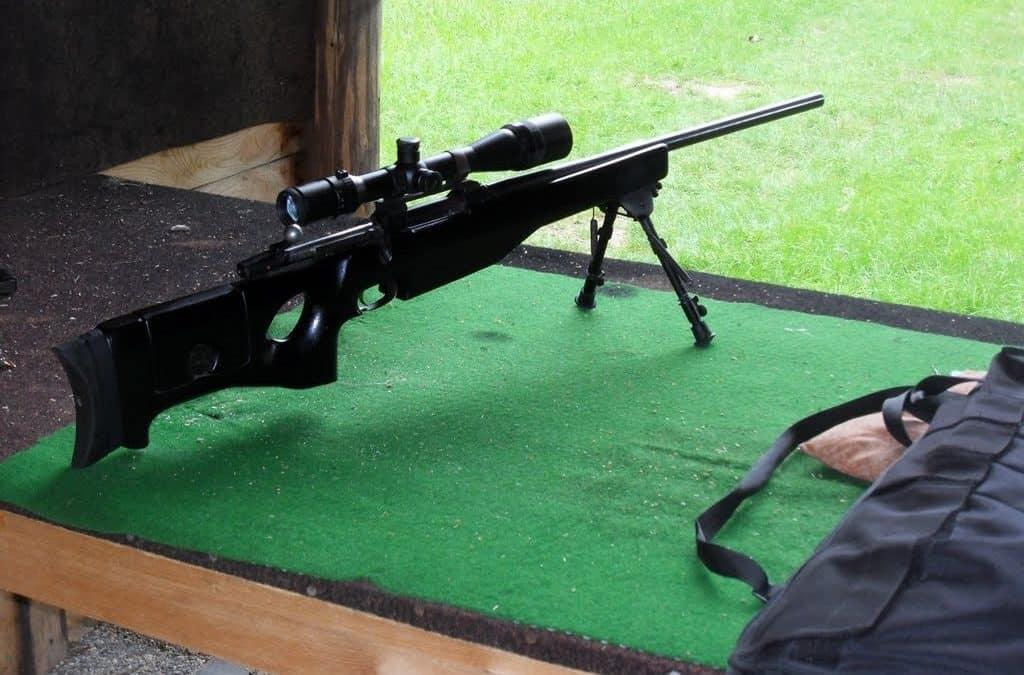 AK-47 Shooting