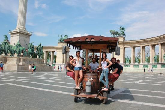 Bike Tour de Budapest