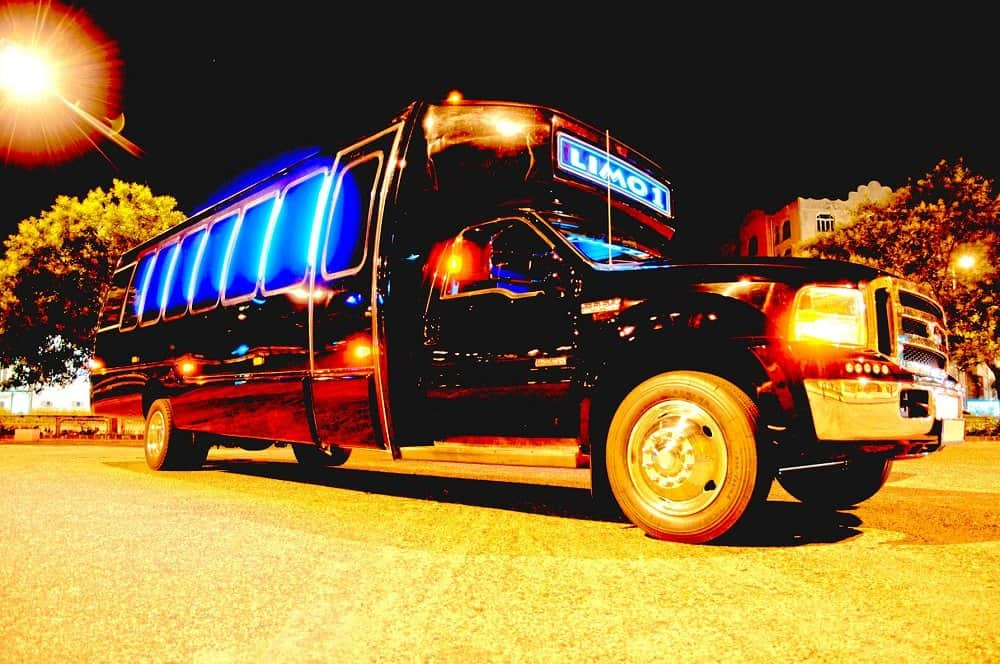 The Budapest Party Bus