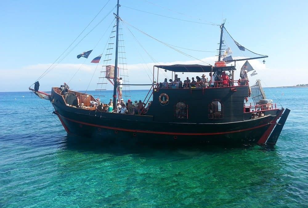Pirate Boat Cruise
