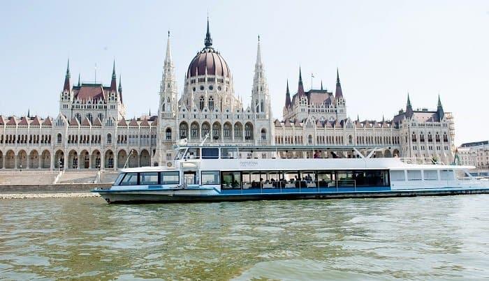 Private Danube Boat Cruise