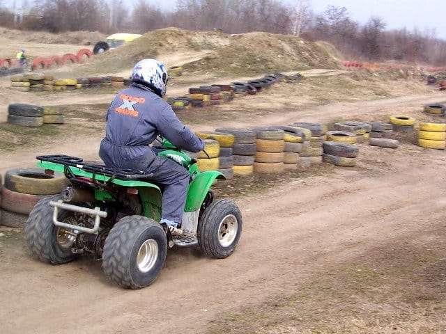 Quads Speed and Obstacle