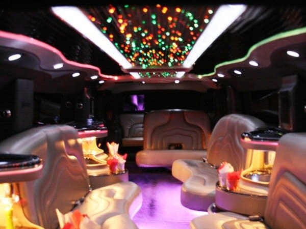 On the town Limo