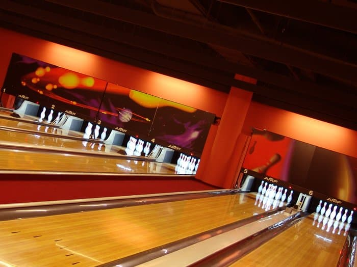 Prague Bowling