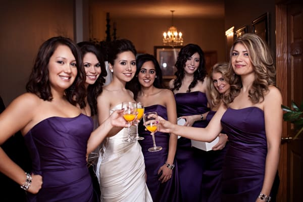The Honour of being a Bridesmaid