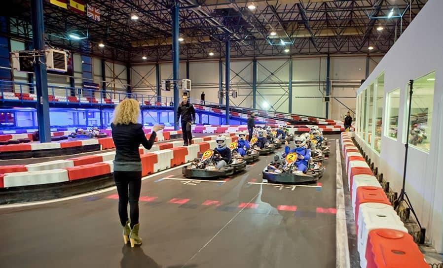 Grand Prix Go Karting