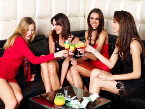 Hen party surprises. It's the extras that count – Unique ideas to make your hen do extra special