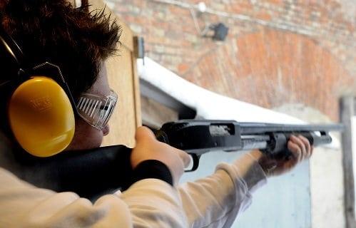 Gun Shooting Combo – 41 rounds