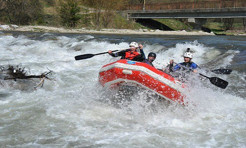 White Water Rafting Krakow