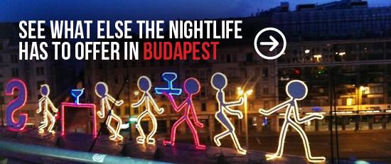 Budapest Nightlife Guide - Bar
