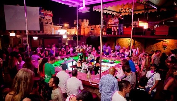 Ayia Napa Bar and Club Guide