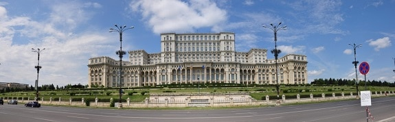 Parliament Bucharest