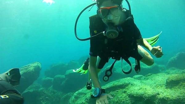 Scuba Diving Ayia Napa