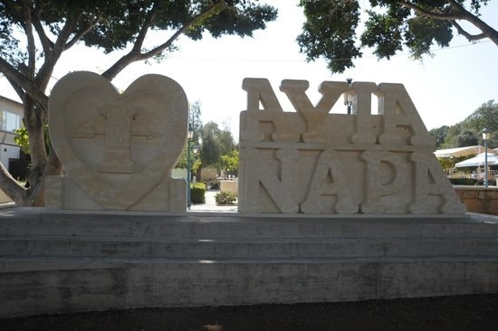 Top 10 Things to do in Ayia Napa