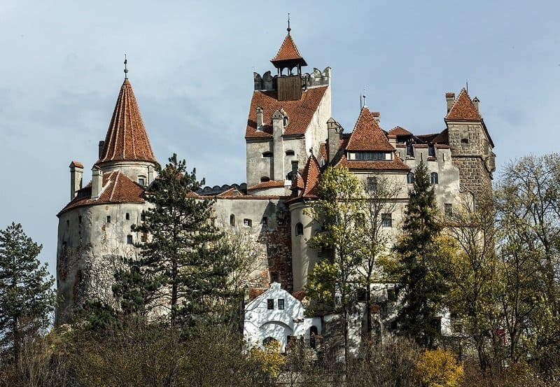 Dracula Castle Tour with Lunch