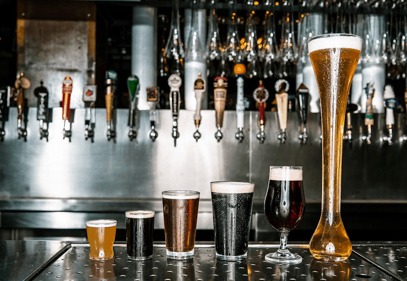 Top Stag Destinations Rated by Local Beers