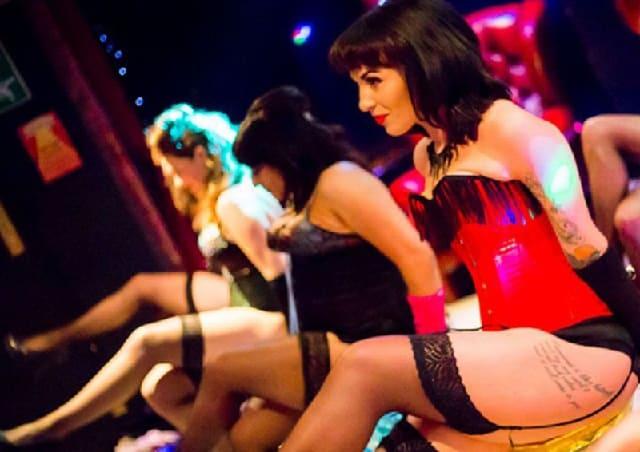 Burlesque Dancing