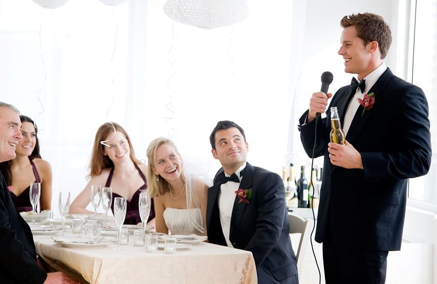 10 Things Not to Mention in Your Best Man Speech