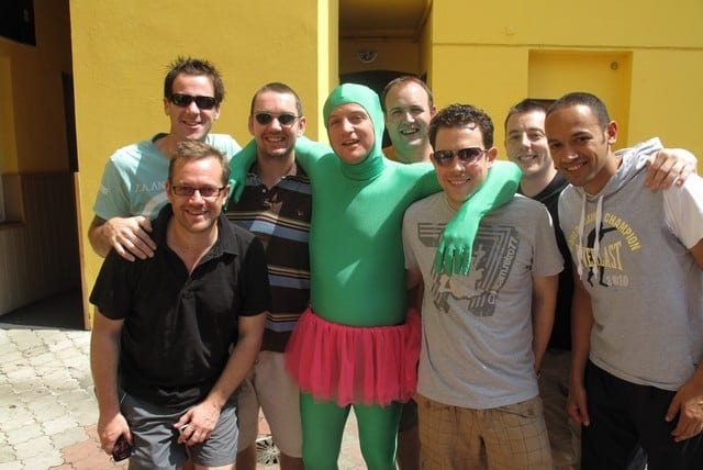 Who the Best Man Should Invite to the Stag Do