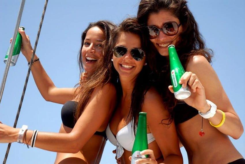 Ayia Napa v Ibiza for a Weekend Get Away