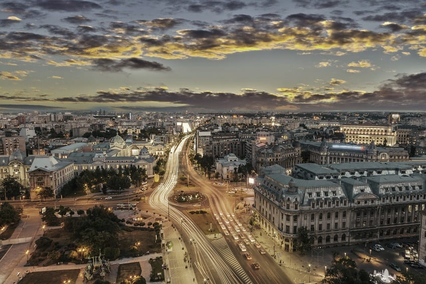 Why Bucharest is an Up and Coming Stag Destination