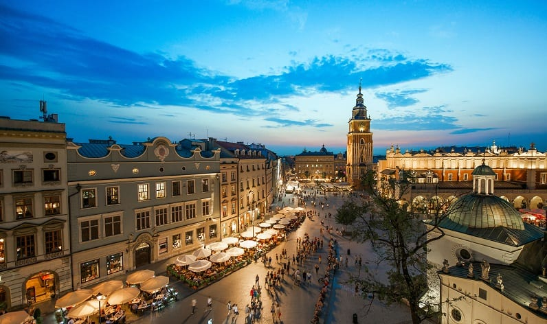 Most Popular Hen Activities in Krakow