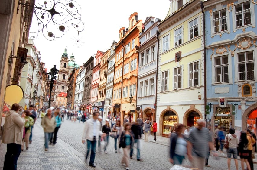 Five Reasons to Choose Prague as your Next Stag Destination