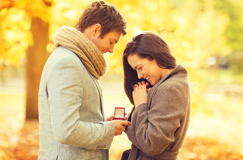 A Gentleman's guide to Choosing an Engagement Ring