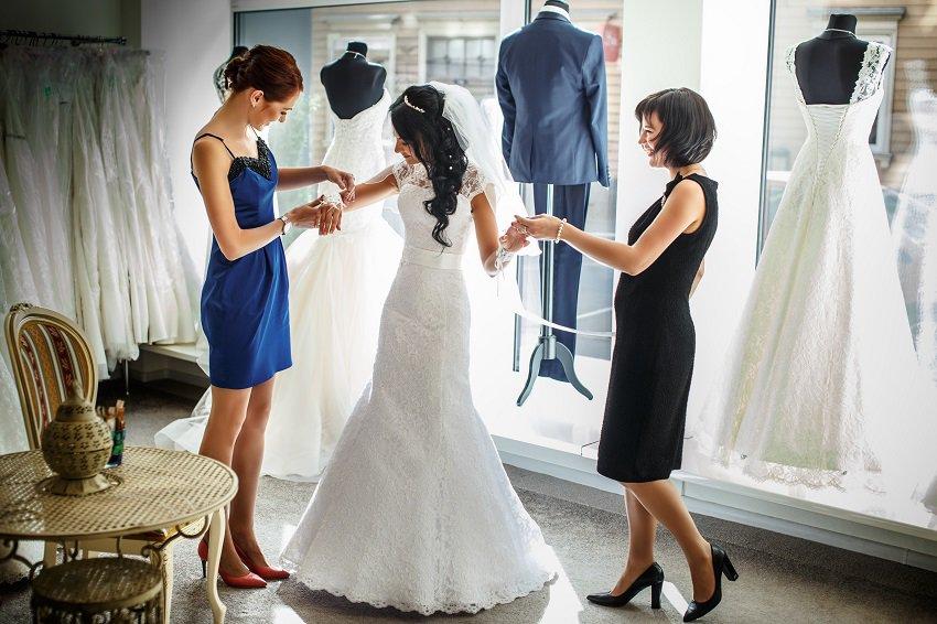 Pick Wedding Dress