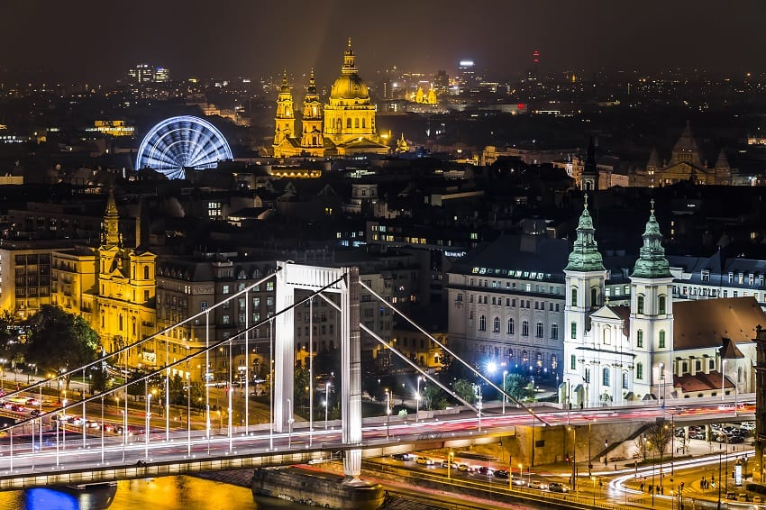 Budapest Bar and Lounge Guide