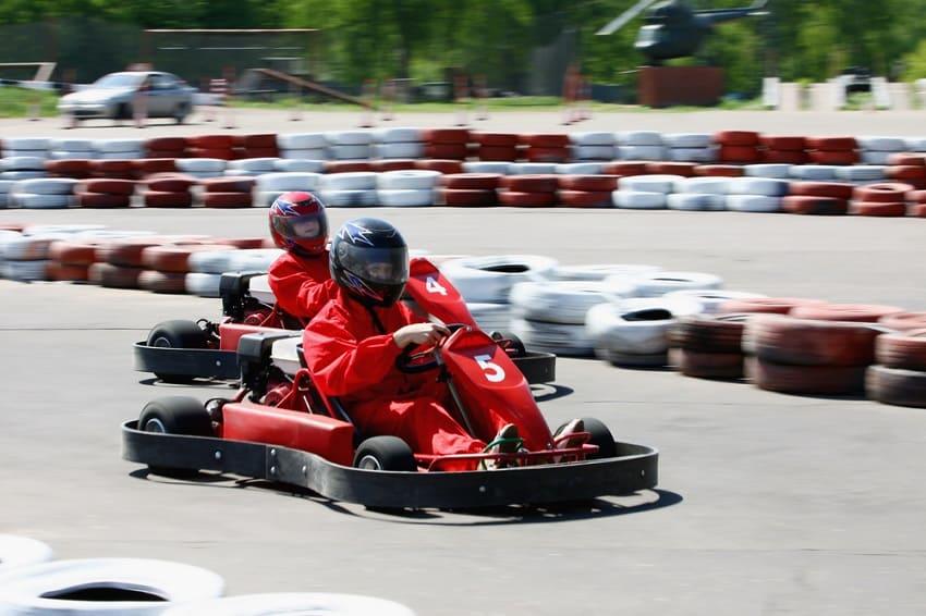 Soviet Karting (Outdoor)