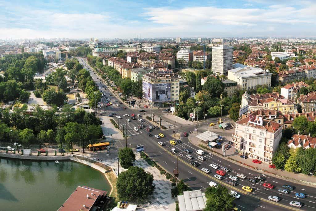 City Sofia