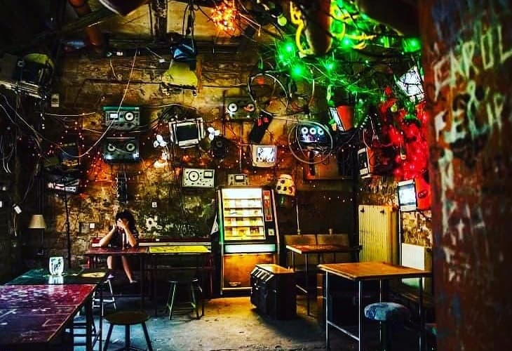 Top Eight Ruin Bars to Visit in Budapest