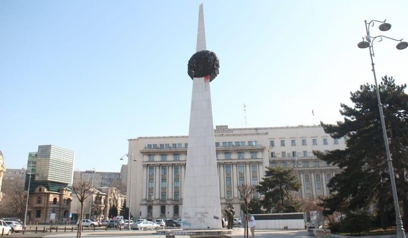 Piata Revolutiei, Bucharest